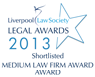 Medium Law Firm Award